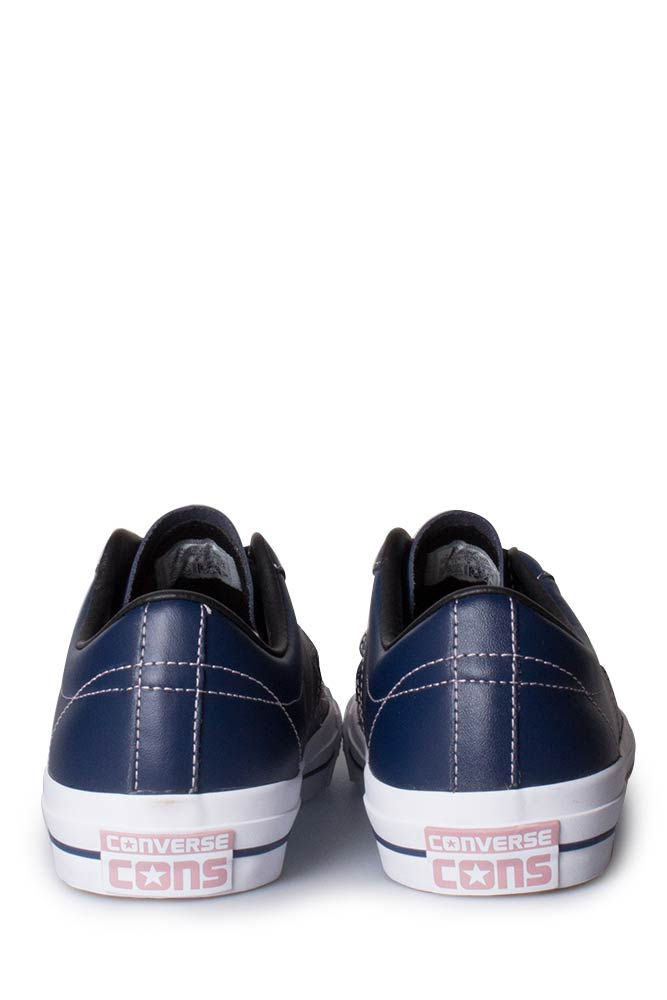 c9b3d9cd45b0b7 ... Products»Converse CONS – One Star Skate OX Navy Pink Freeze White (Sean  Pablo). Previous