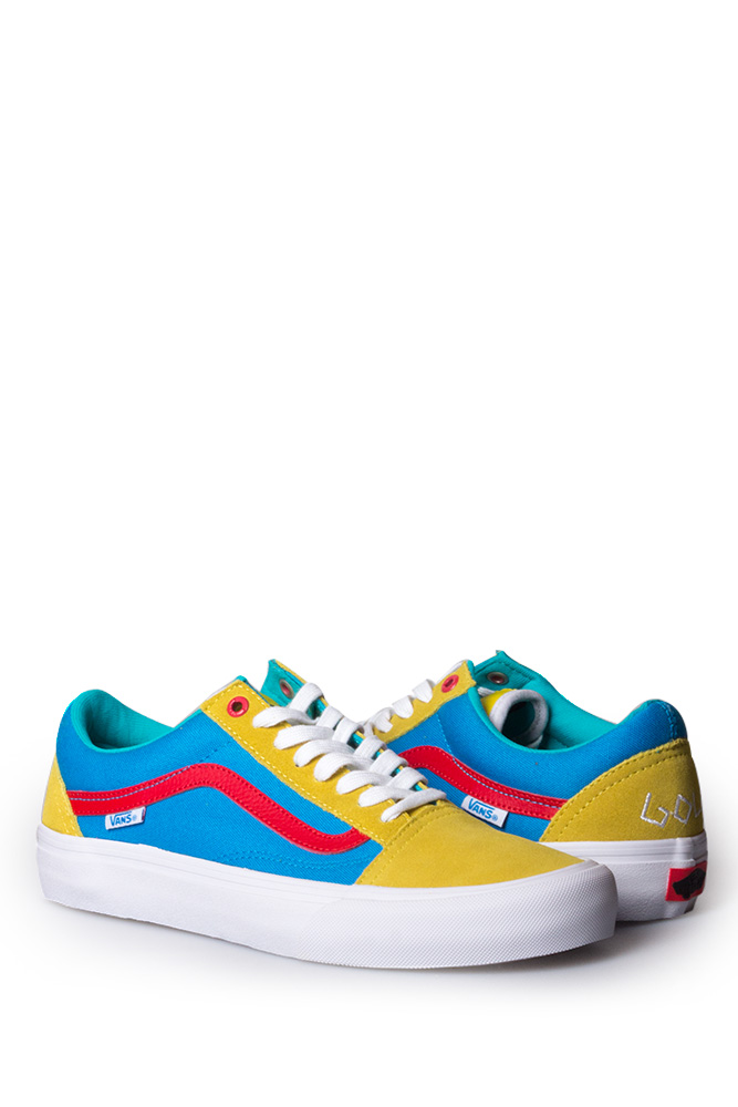 Vans Syndicate X Golf Wang