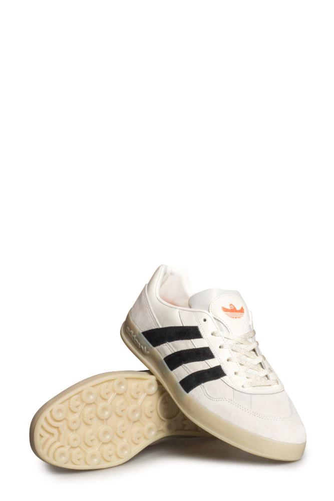 Adidas Aloha Super Schuh (Mark Gonzales) Alt WeissSchwarzKoralle