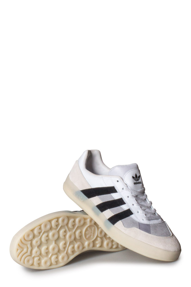 buy popular eaae9 63a98 ... Editions»Adidas Aloha Super Shoe (Mark Gonzales) WhiteBlackGrey.  Previous. Next