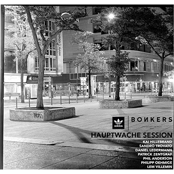 ADIDAS I BONKERS HAUPTWACHE SESSION REVIEW