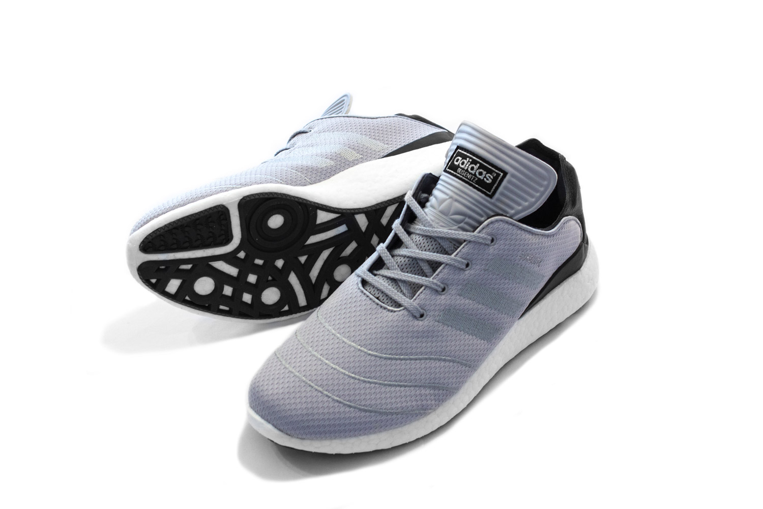 Adidas Skateboarding Busenitz Pure Boost Silver Bonkers