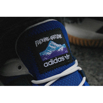 FUCKING AWESOME AND ADIDAS SKATEBOARDING'S EXPERIMENT 1 AND 2