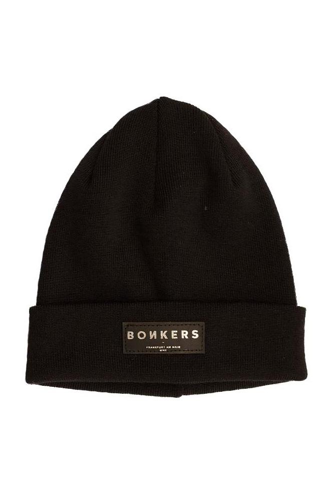bonkers-merino-wool-beanie-lang-schwarz-silber