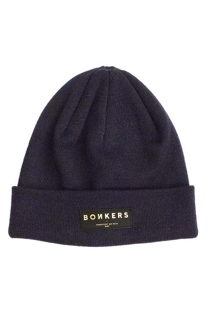 bonkers-merino-wool-beanie-lang-marineblau-silber