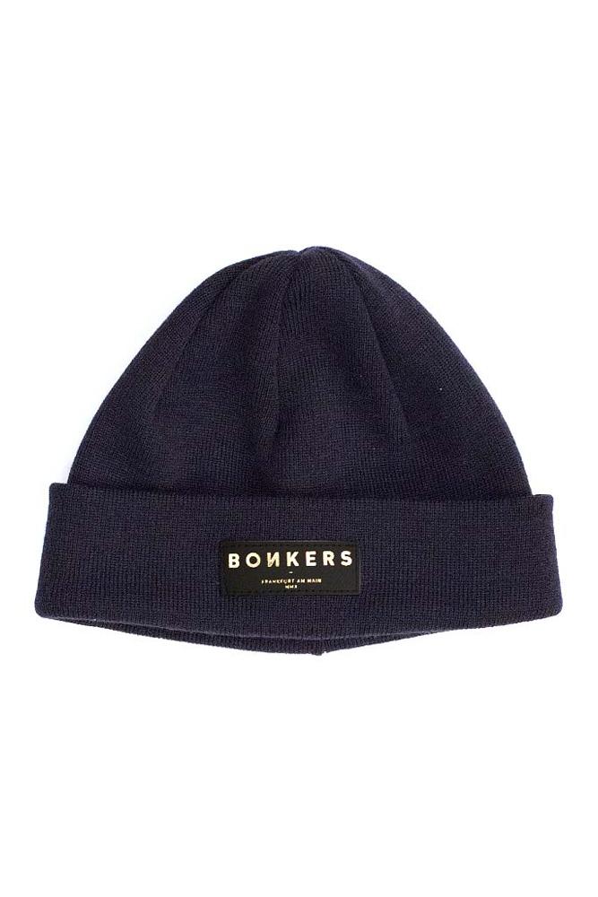 bonkers-merino-wool-beanie-kurz-marineblau-silber