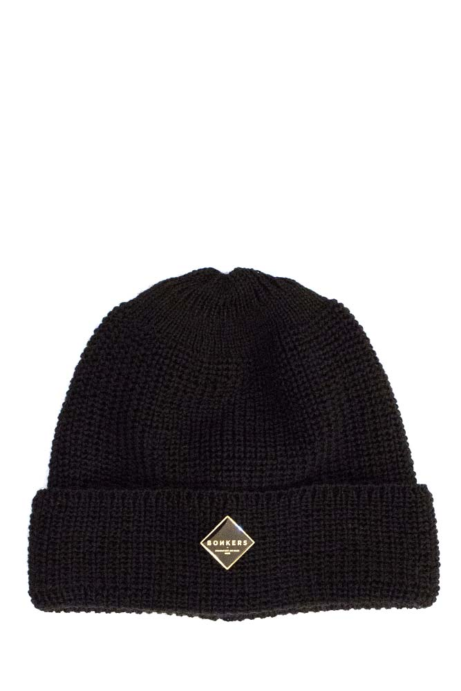 bonkers-pure-wool-beanie-black-gold-01