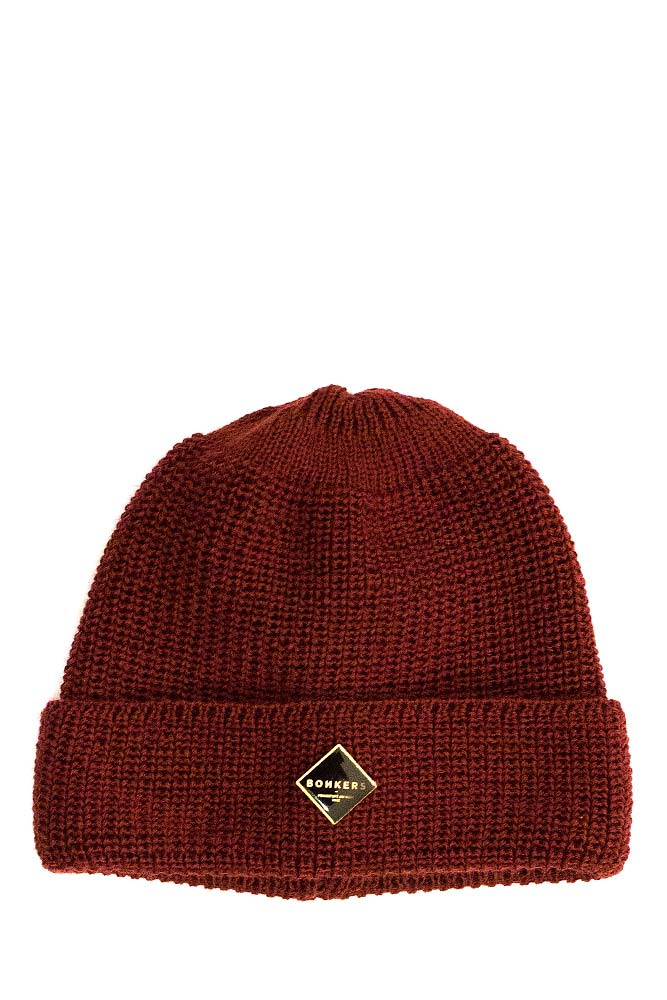 bonkers-pure-wool-beanie-wine-red-gold-01