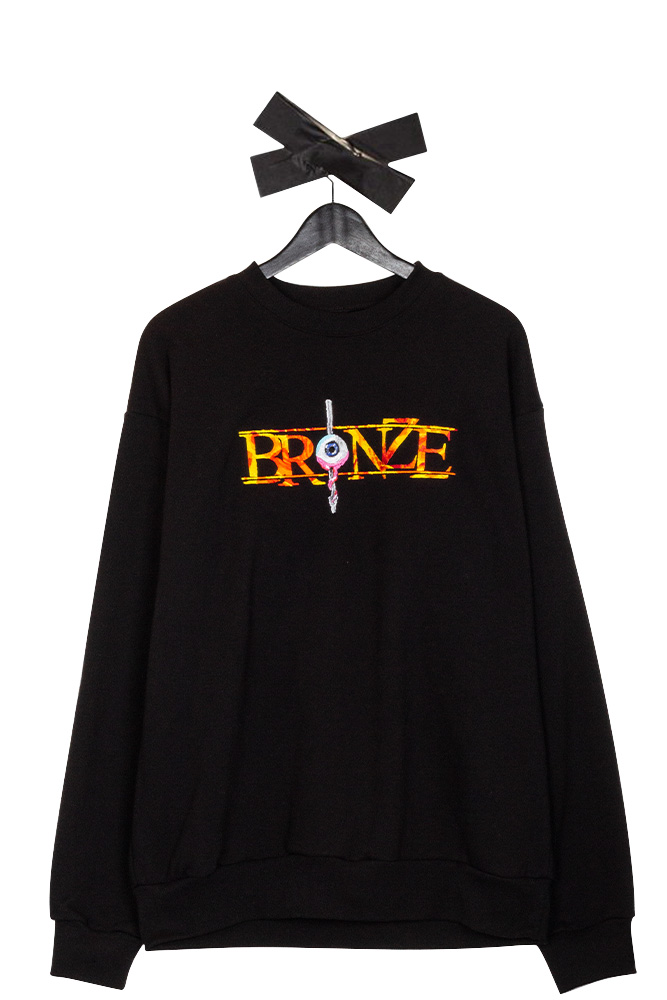 bronze-56k-always-hard-embroidered-crewneck-black-01