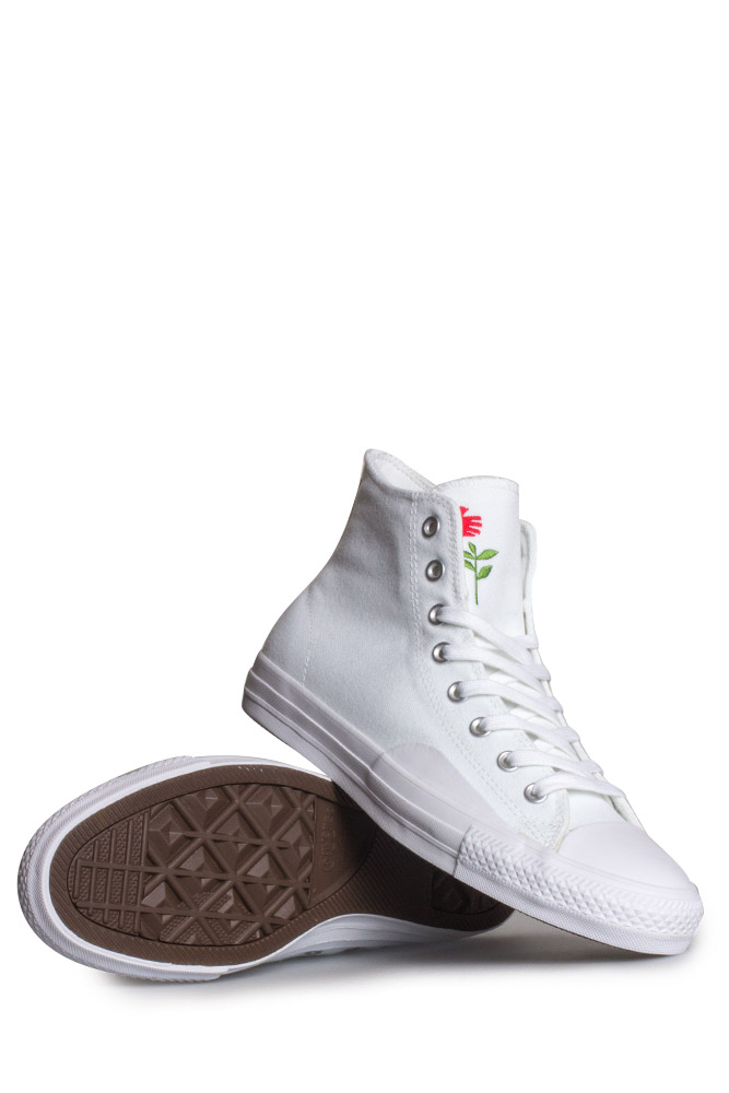 01e53d6ef9a8 ... CONS X Chocolate CTAS Pro Hi (Kenny Anderson) Shoe White Red. Previous