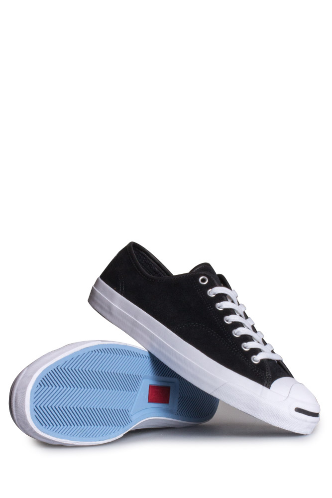 ... Editions»Converse CONS X Polar Skate Co. Jack Purcell Pro OX Shoe Black  White. Previous af564fe39