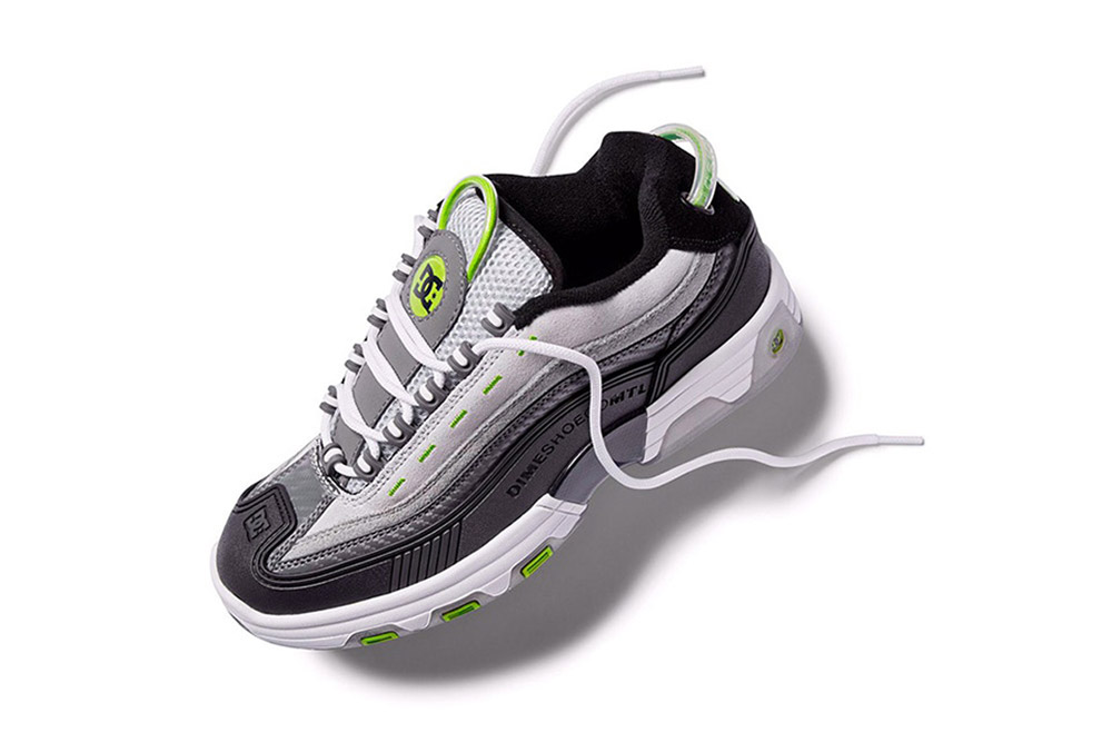 newest b1abc 2ad89 DC Shoes X Dime Mtl. - Bonkers