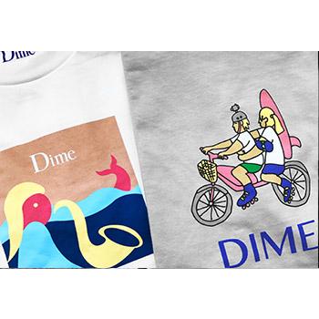 DIME MTL. FRÜHLING 2017