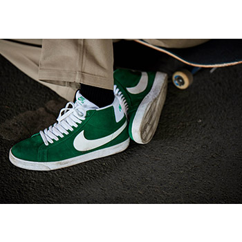 THE NEW NIKE SB BLAZER MID COLORWAYS