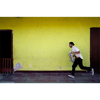 """NICARAGUA"" BY JACOB HARRIS FOR GREY SKATEBOARD MAGAZINE"