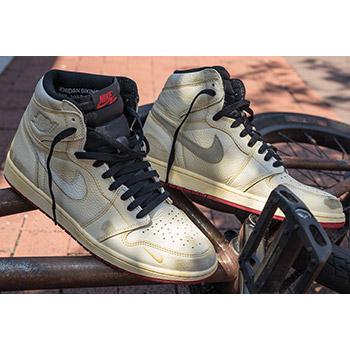 uk availability 1ab1e 3e8b5 Nike Air Jordan by Nigel Sylvester