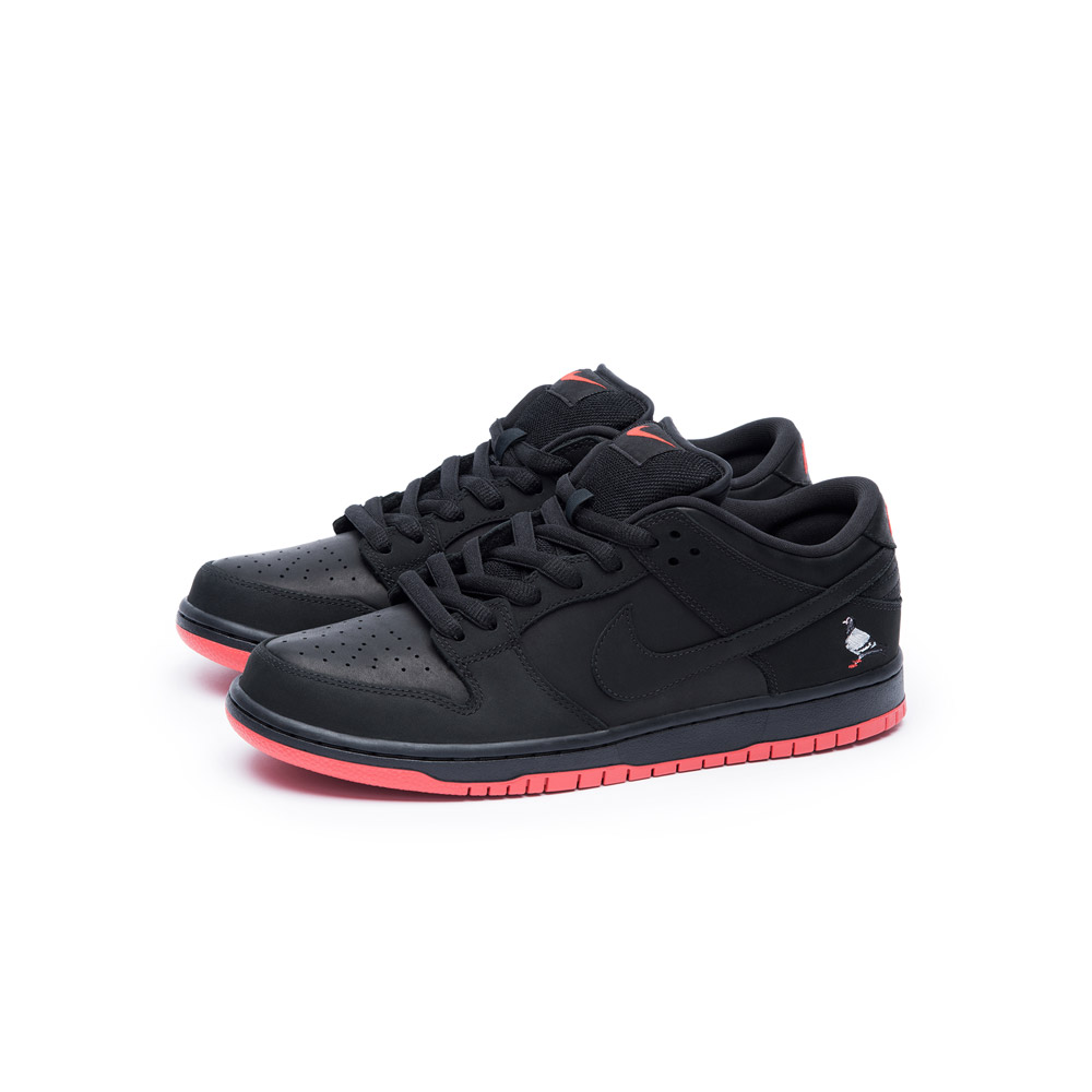 """You can buy the new Nike SB Dunk Low """"Pigeon"""" from November 11 both online  and at our store in Frankfurt."""