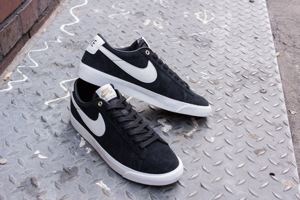 save off 90ad6 ed50d Nike SB Blazer Low GT (Grant Taylor) - Bonkers