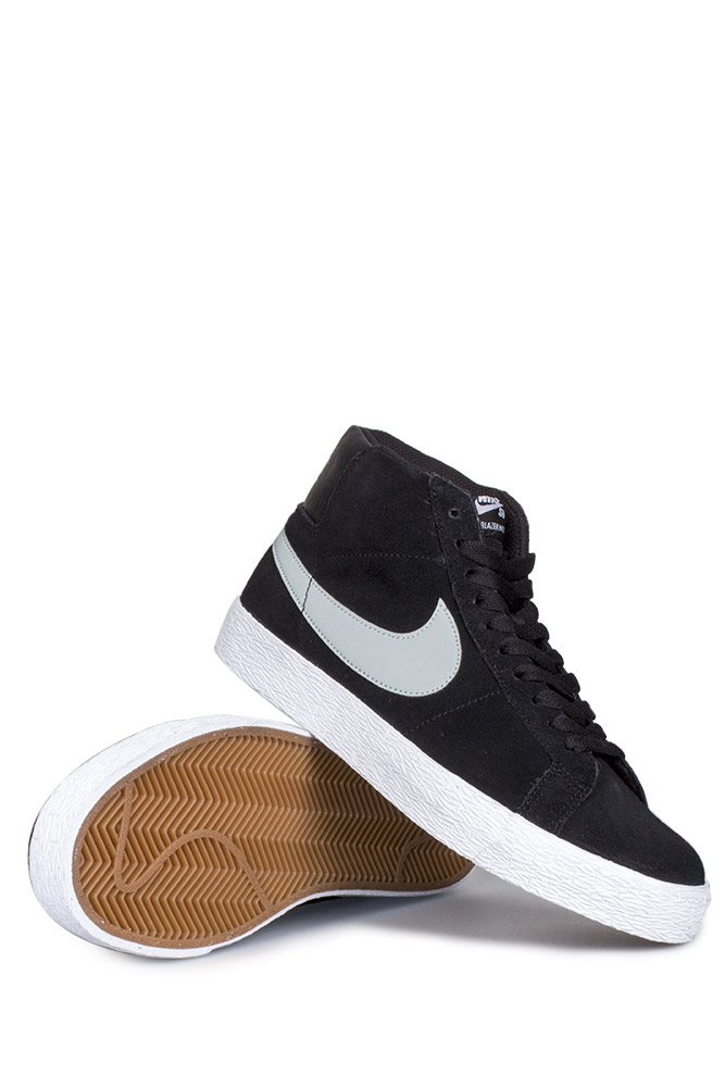 Nike SB Blazer SB Premium SE Shoe Black/Base Grey/White