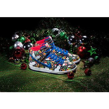 NIKE SB X CONCEPTS DUNK HIGH TRD QS (UGLY SWEATER)