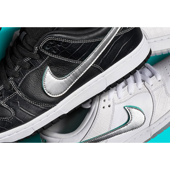 2236cba8a5f7 Nike SB X Diamond Supply Co. (The Diamond Dunks)