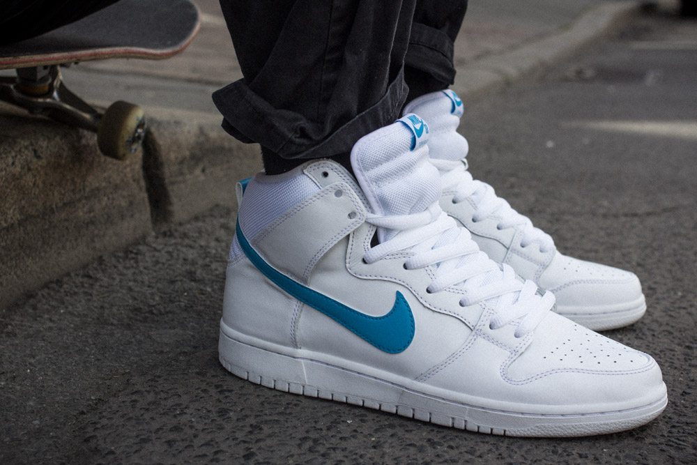 "sports shoes aecd5 5f2d3 You can buy the Nike SB Dunk High ""Richard Mulder"" both online or at our  store in Frankfurt."