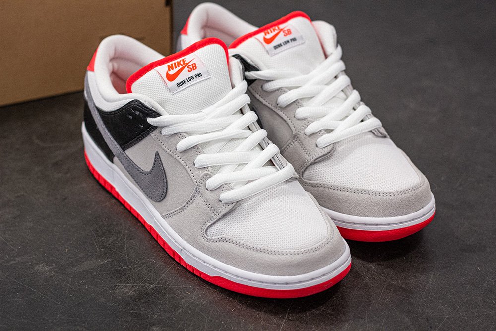 Nike SB Dunk Low Pro Infrared (ISO