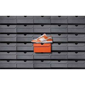 NIKE SB ORANGE BOX