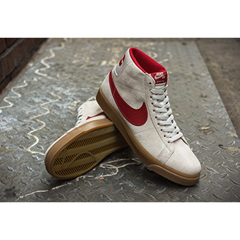 cheap for discount 12146 e7519 Nike SB X FTC Blazer Mid Quickstrike - Bonkers