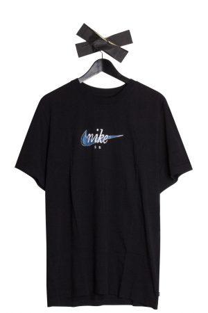 001346f283c6e Nike SB Futura T-Shirt Black Thunderstorm