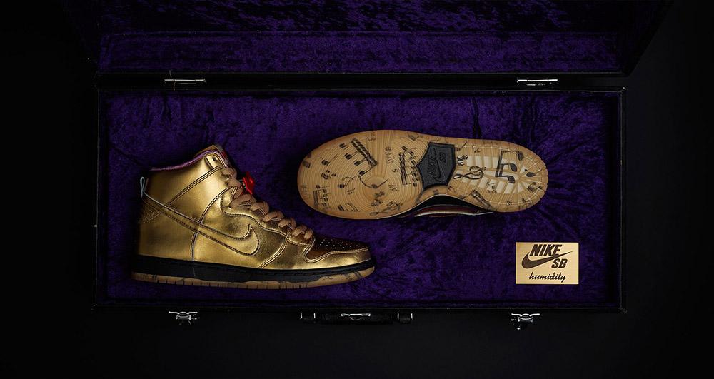 Nike SB X Humidity (300 Years Of New