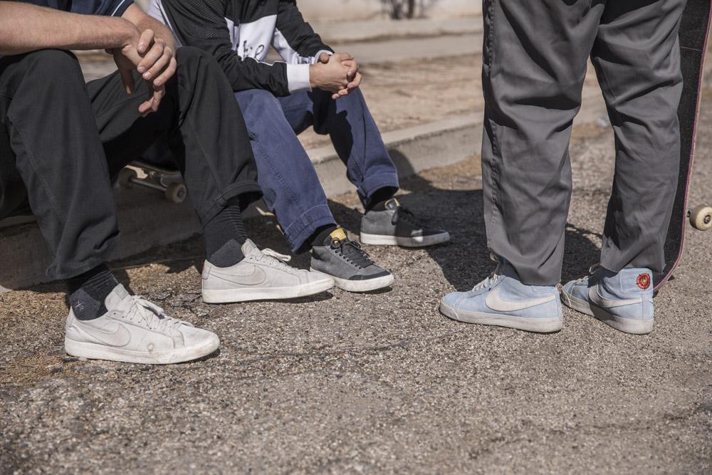 The Nike SB Lance Mountain Pack - Bonkers