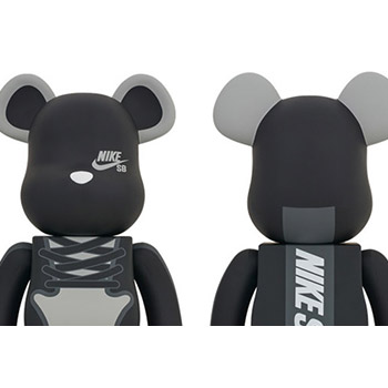 NIKE SB X MEDICOM TOY DUNK LOW ELITE BE@RBRICK