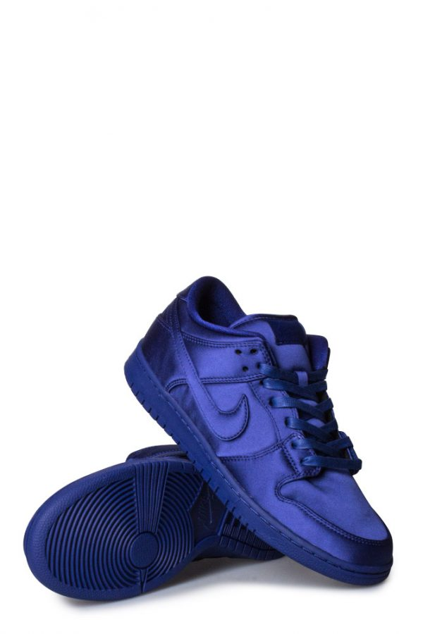 Nike SB X NBA Dunk Low TRD Schuh Dunkel Blau/Blau - Bonkers