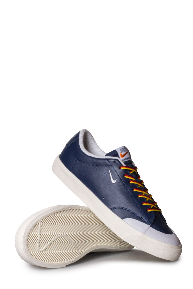 0447836084ed ... Sale»Nike SB X Quartersnacks Zoom Blazer Low XT QS Shoe  Navy White Sail. Previous