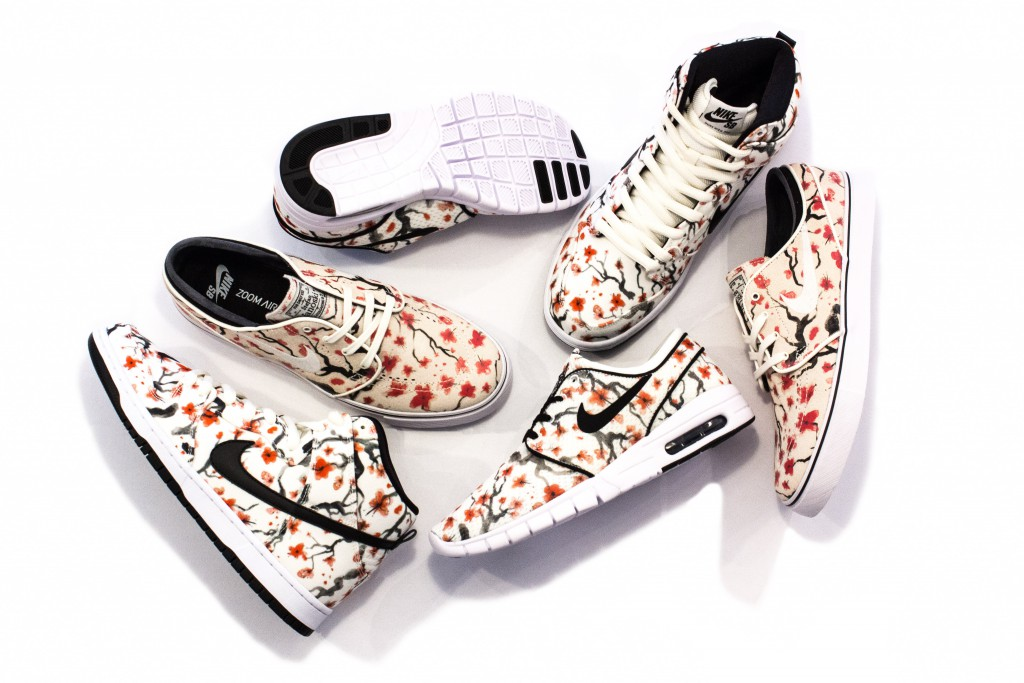 49dee2bcaa956 NIKE SB CHERRY BLOSSOM PACK online at Bonkers-Shop.com