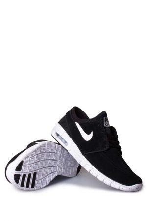 Nike Sb Zoom Bruin Premium SE Schuh SchwarzGrauWeiss Bonkers