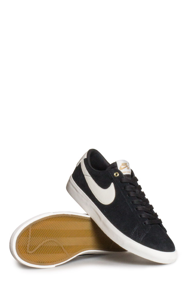 66c00ba12f9fe ... Products»Nike SB Zoom Blazer Low GT Shoe Black Sail. Previous. Next