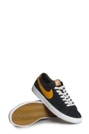 7f92743c Nike SB Zoom Blazer Low GT Shoe Black/Wheat/Summit White