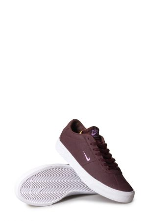 d87941b3 Nike SB Zoom Bruin Shoe Mahogany/Violet Star