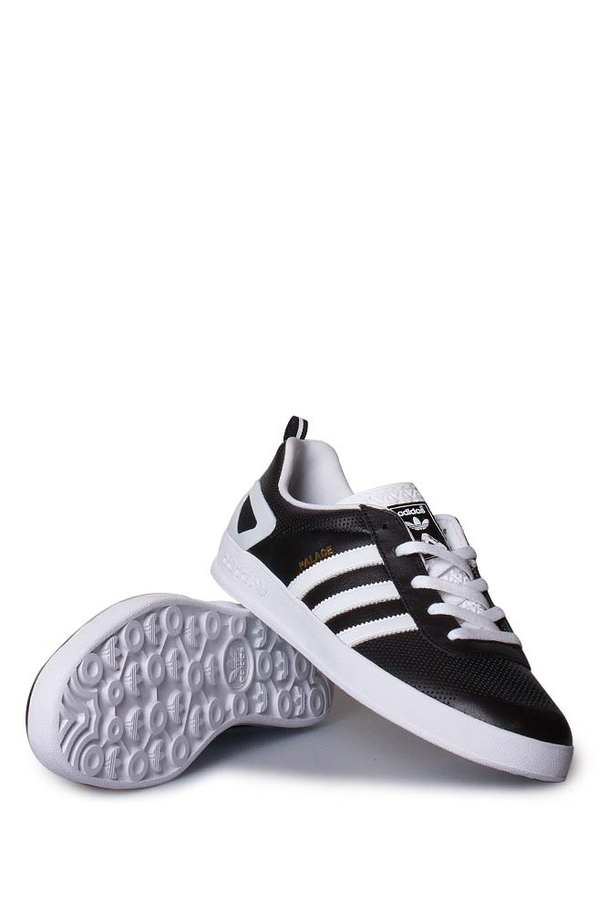 024ee8531a6a Palace X Adidas Palace Pro Black White Gold - Bonkers