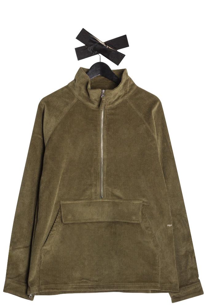 pop-trading-company-drs-halfzip-jacket-hunting-green-01
