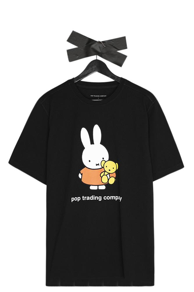 pop-trading-company-miffy-bear-t-shirt-black-01