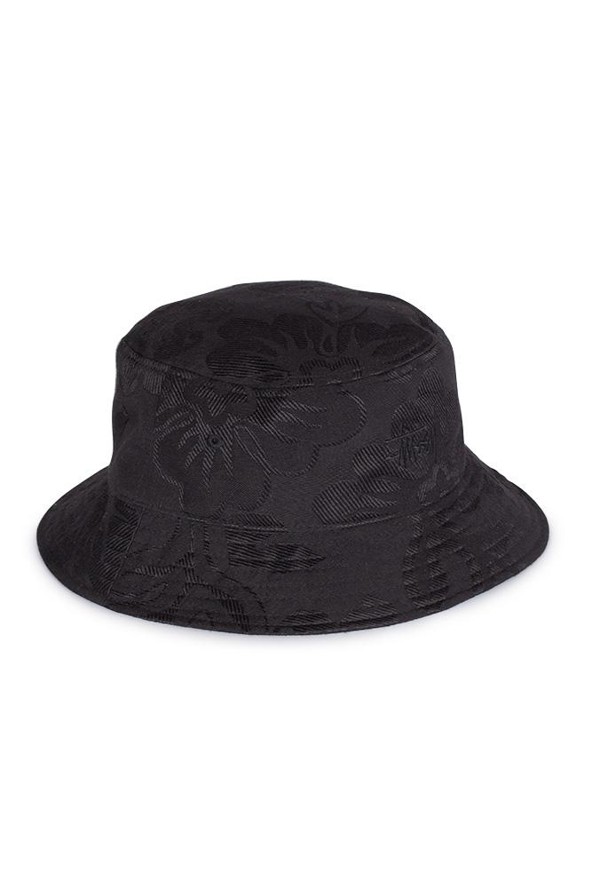 stussy-jacquard-hawaiian-bucket-hat-black-01