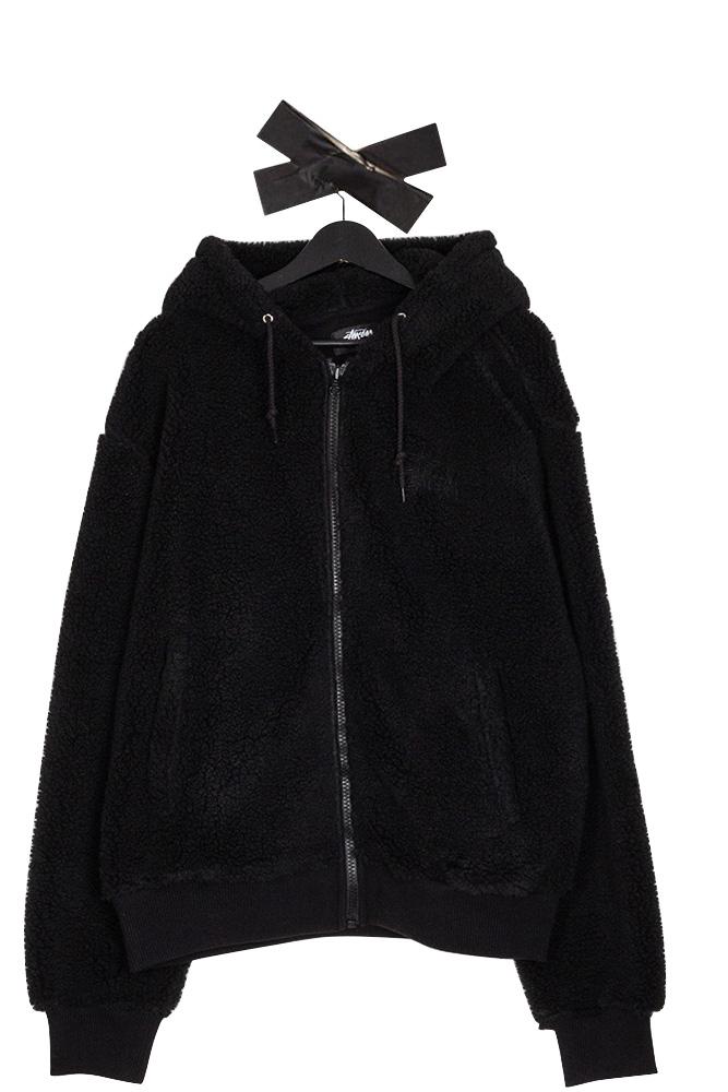 stussy-sherpa-zip-hoodie-black-01