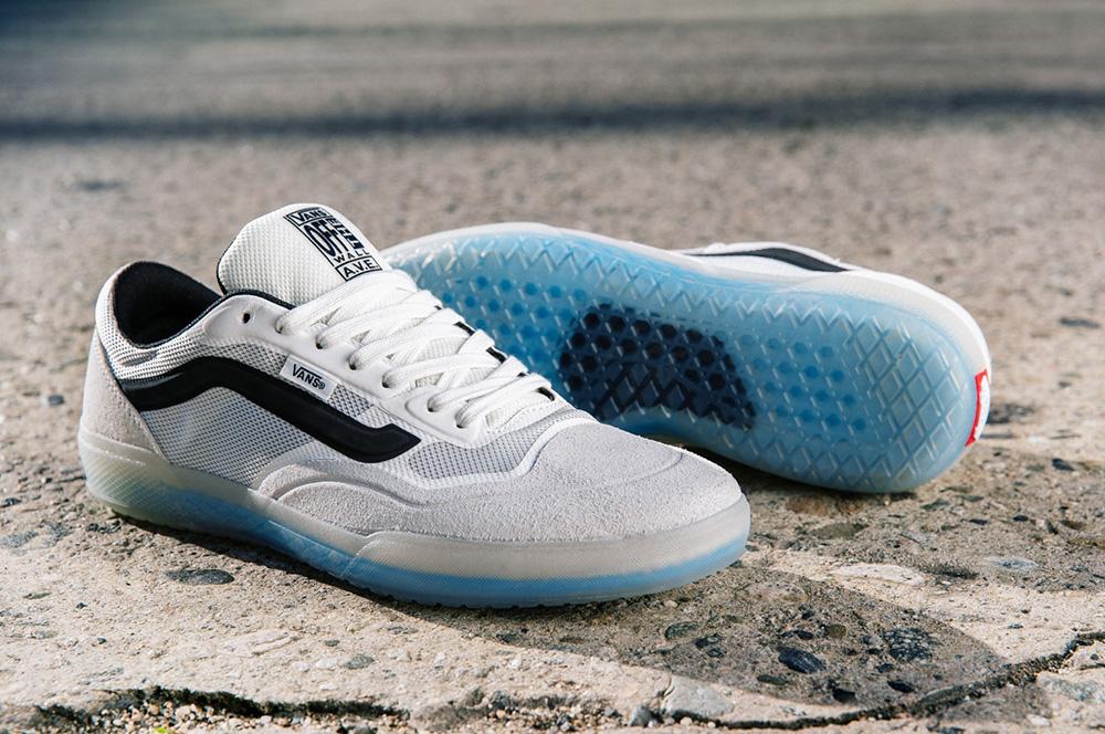 The new Vans AVE Pro Shoe Bonkers