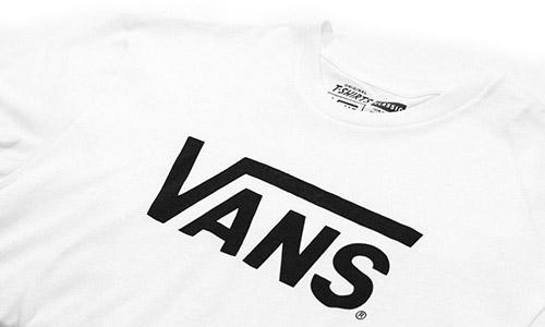 Vans Apparel online