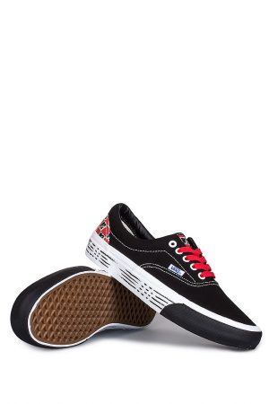 cheaper c18ce ba229 Vans Era Pro (50th) 90 Mtv Black