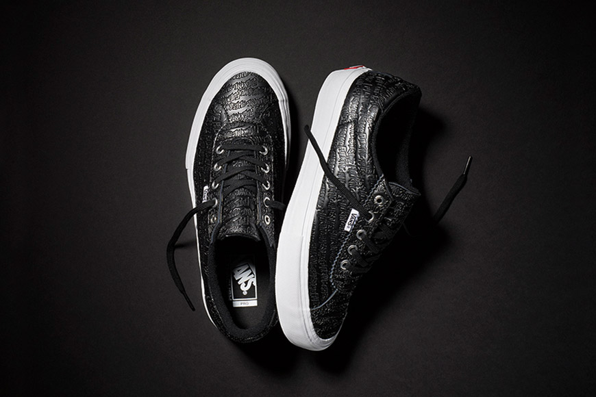 e987541ad29018 The Vans x FA collaboration is available from Saturday