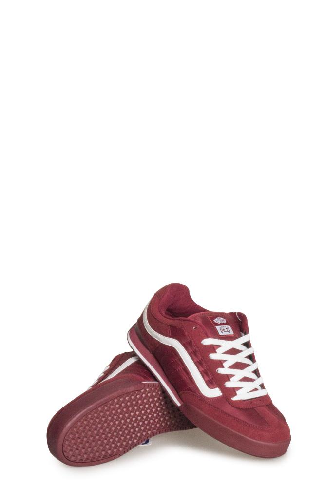 Vans Rowley XL2 Shoe Deep Red/White